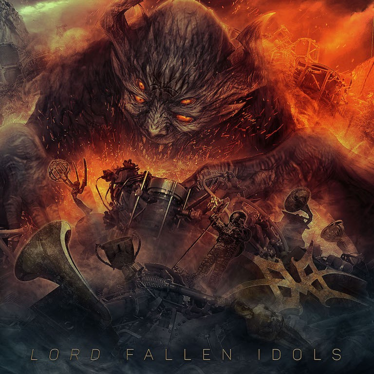Fallen Idols LORD Album Cover