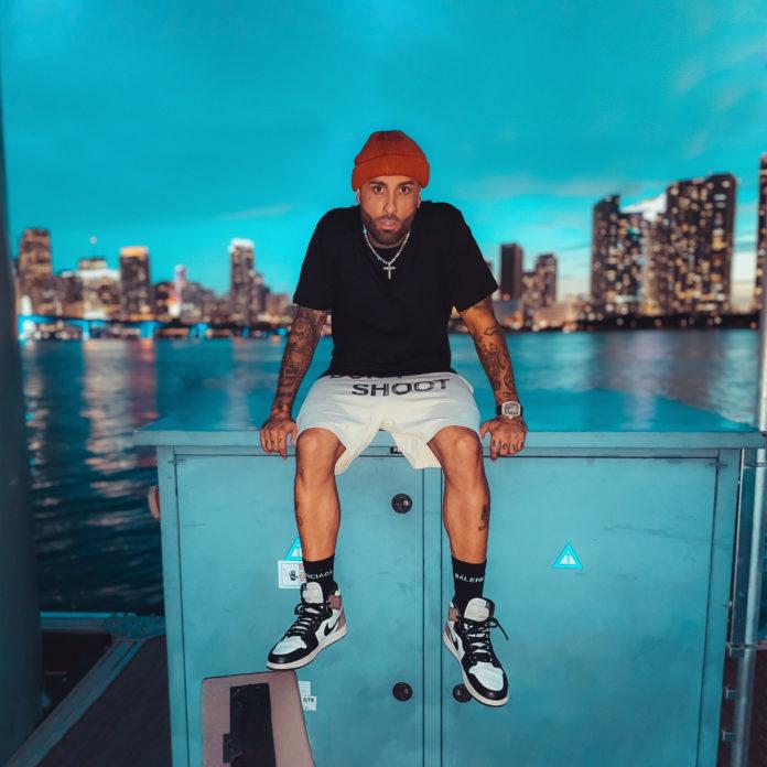 Nicky-Jam Miami Foto © Sony Music