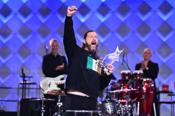 FREE EUROPEAN SONG CONTEST; Staffel: 2; Folge: 2; Ausstrahlungszeitraum bis: 2021-05-14; Rea Garvey; Copyright: OBS/ ProSieben/Willi Weber