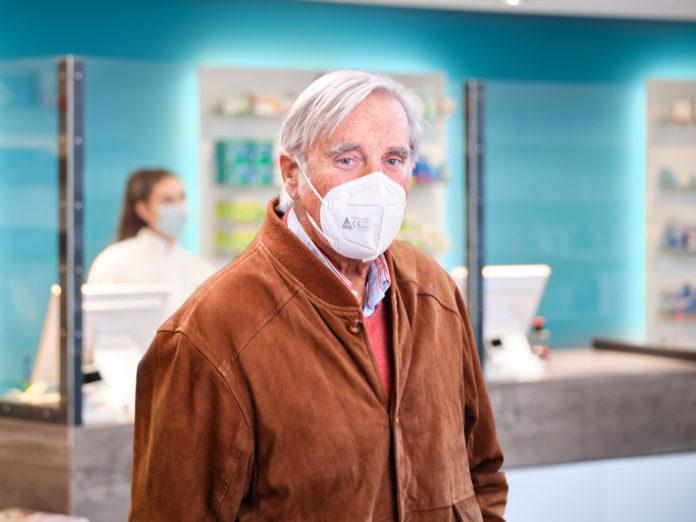 Verteilung kostenloser FFP2-Schutzmasken beginnt