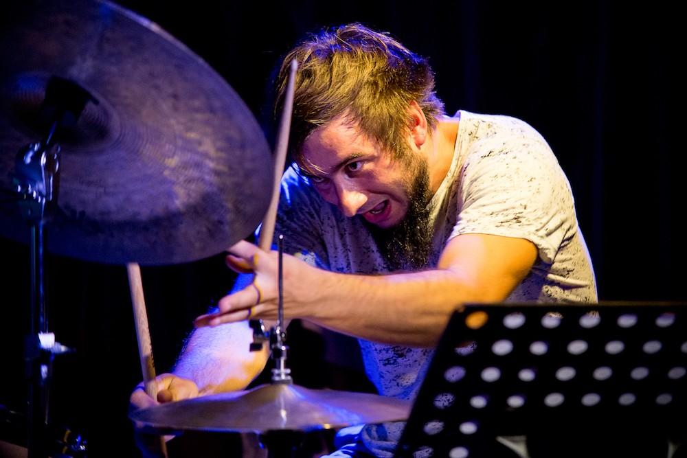 Nathan Ott im Pfandhaus Köln