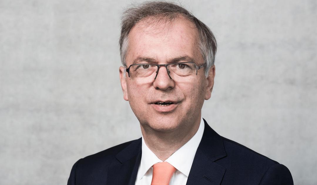 Prof. Dr. Heribert Hirte Foto:Tobias Koch
