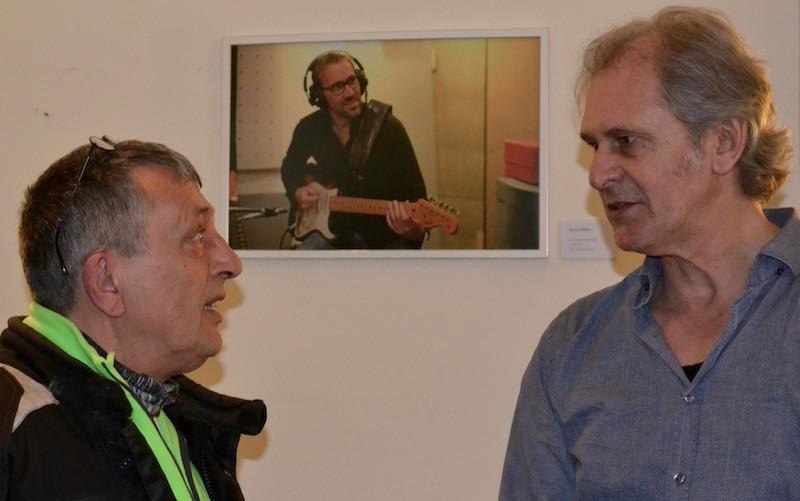 Köln News im Gespräch mit Gerhard Richter Fotoausstellung Rodenkrichen