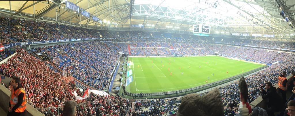 Schalke 04 gegen 1.FC Köln Foto: 2smart4you