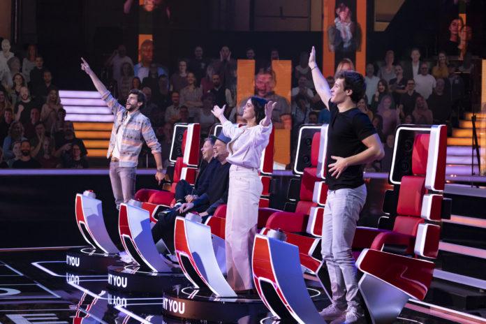 Starkes Family-Entertainment am Samstag: ,,The Voice Kids