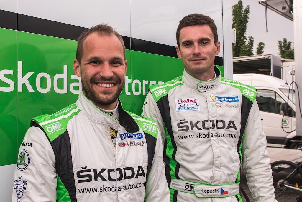 """ADAC Rallye Deutschland: SKODA Pilot Kopecky will Führung in WRC 2-Meisterschaft übernehmen Foto(c) """"obs/Skoda Auto Deutschland GmbH"""""""