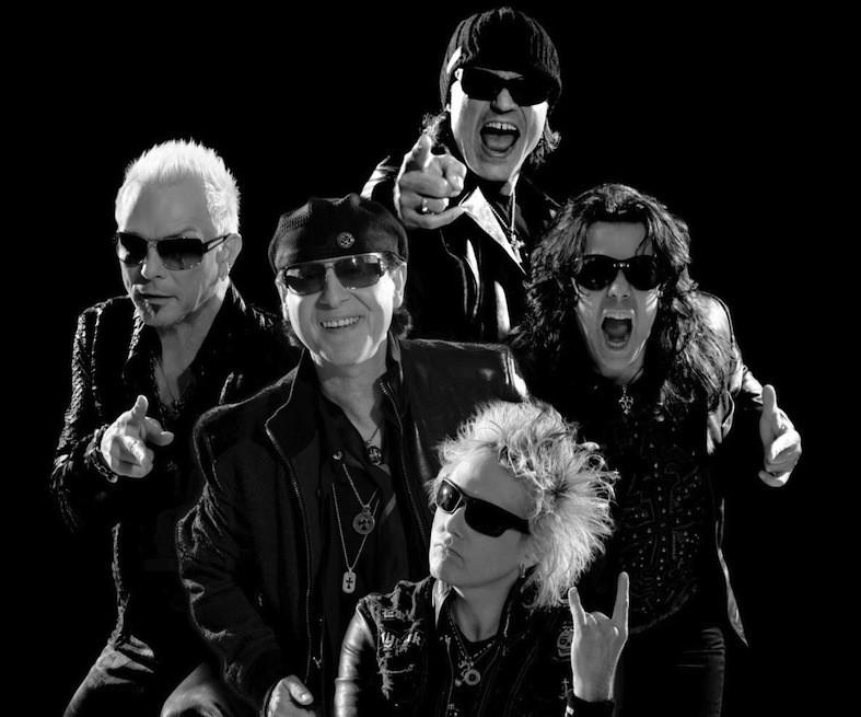 Scorpions Foto: Marc Theis
