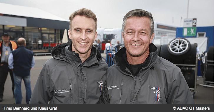 Team Kues Bernhard Porsche