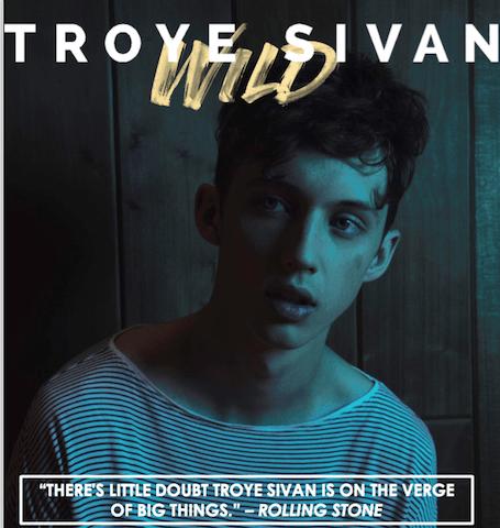 Troye Sivan EP Wild