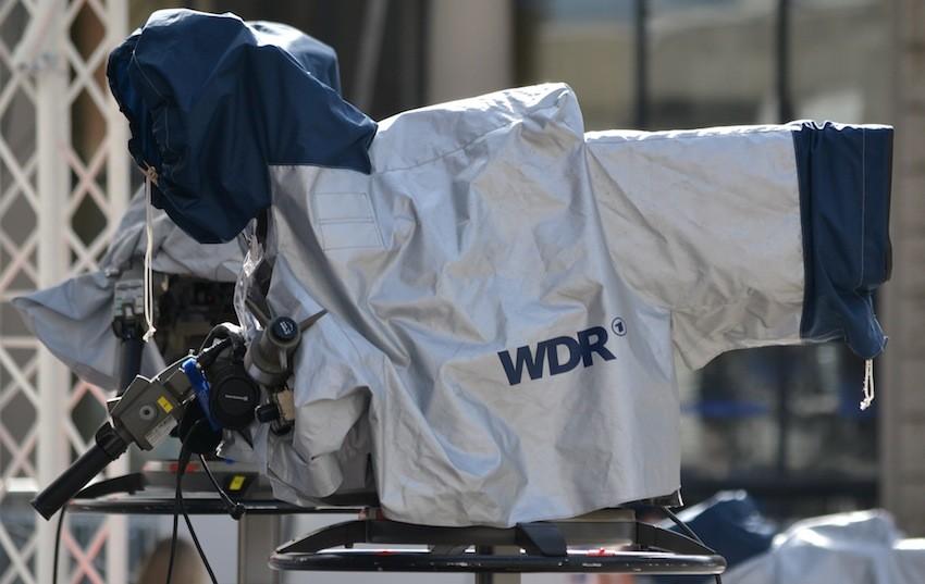 WdR-Kamera-Tv Medien Köln