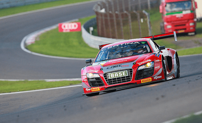 ADAC GT Masters 2015, Zandvoort, Stefan Wackerbauer, C. Abt Racing