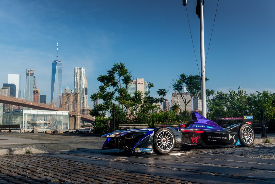 Kaspersky Lab expands sponsorship portfolio with DS Virgin Racing Formula E Team