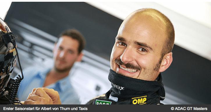 ADAC GT MASTERS Sachsenring-