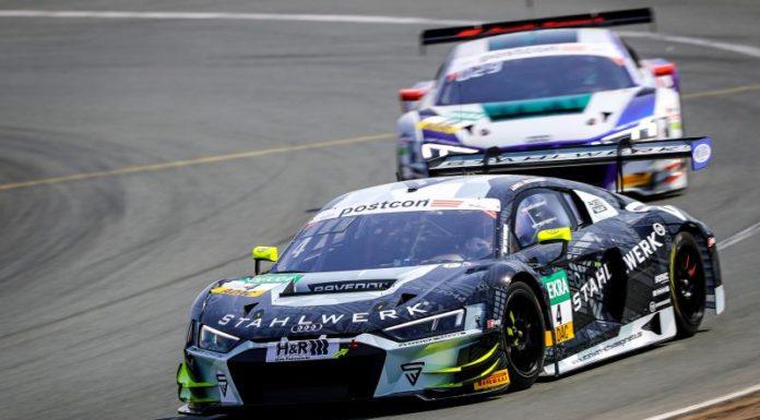 ADAC GT Masters Als erste Automobilrennserie führt das ADAC GT Masters die Penalty Lap ein