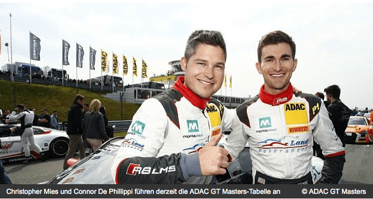 24H Nürburgring GT Masters Piloten