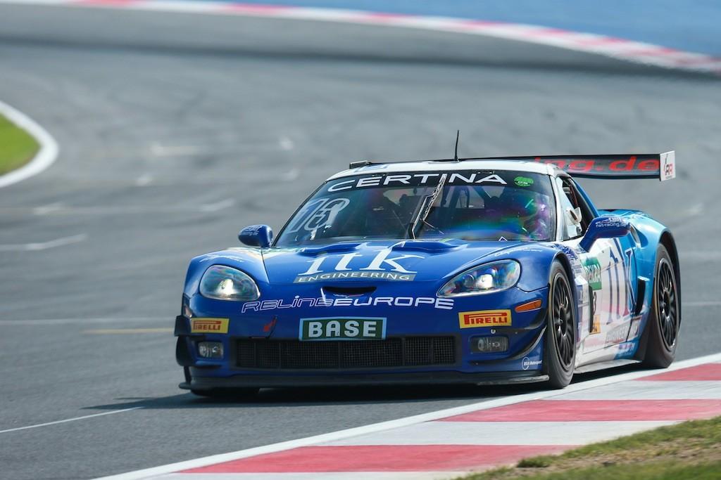 RWT Racing Corvette Z06.R GT3 Foto:ADAC Motorsport