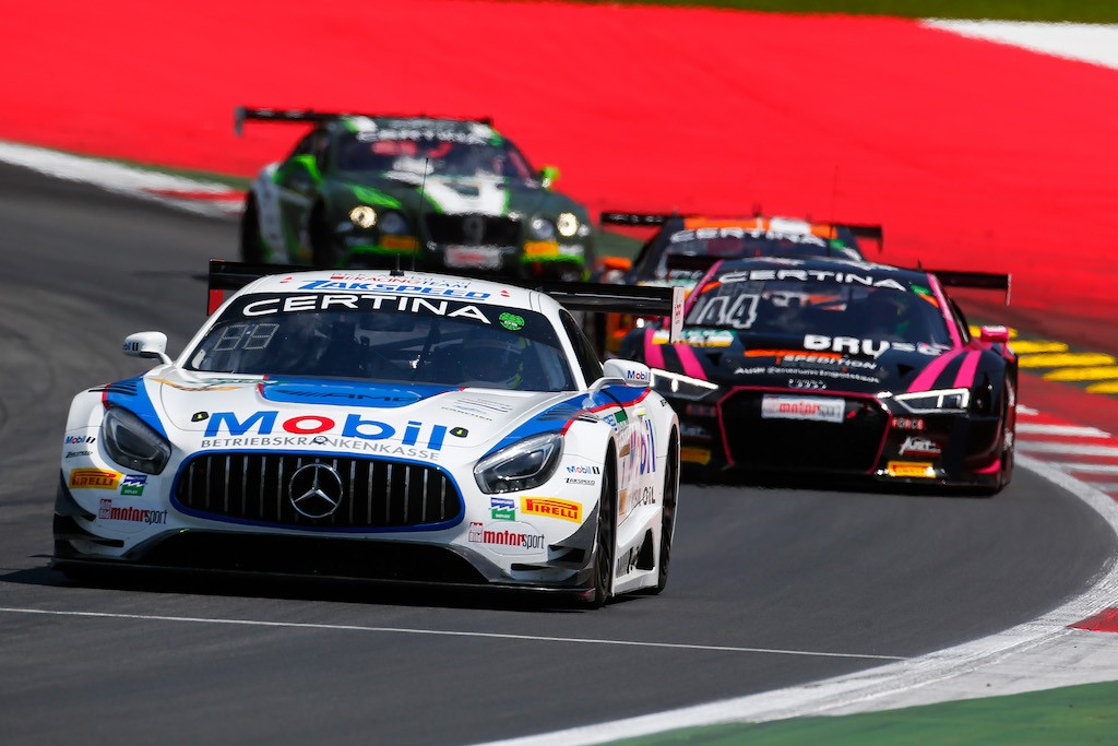Foto: Gruppe C , GT MASTERS - 001 - Luca Ludwig - Sebastian Asch - AMG - Team Zakspeed - Mercedes-AMG GT3 @ADAC GT Masters