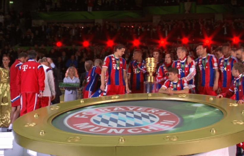 Bayern holt den Pokal in Berlin