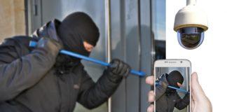 Sicherheitsvorrichtungen an Türen und Fenstern, Alarmanlagen, aufmerksame Nachbarn und modernste Technik können im besten Fall dazu führen, dass Einbrüche verhindert werden - oder die Einbrecher anschließend schnell überführt werden können. Foto(c)geralt Pixabay