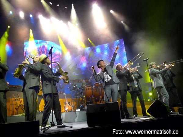 Roger Cicero Big Band Foto Werner Matrisch