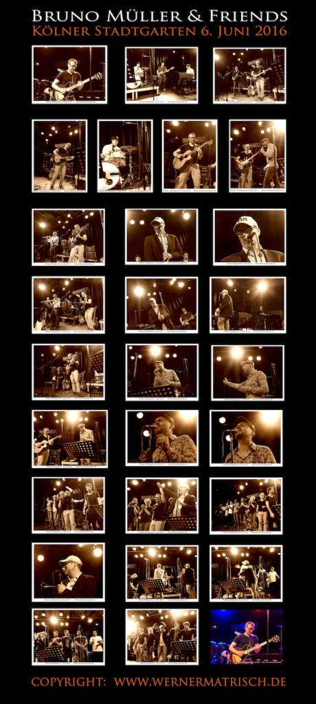 Bruno Müller Collage