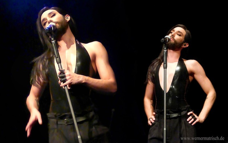 CONCHITA WURST Köln Gloria Theater
