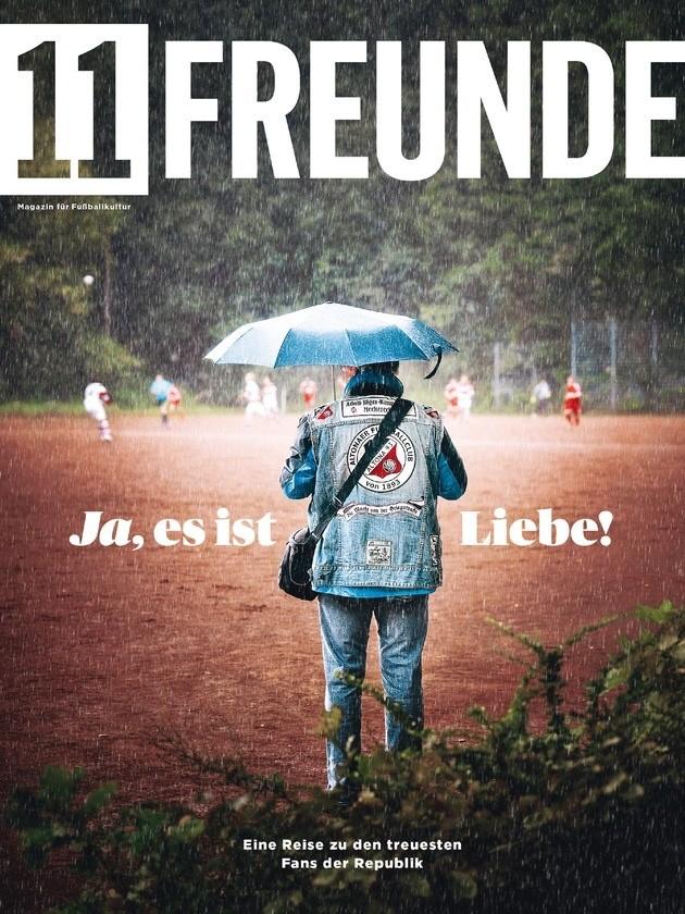 11Freunde 155 Cover des Jahres 2014