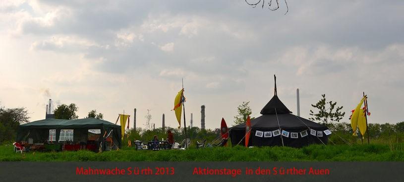 Mahnwache 2013 Suerth
