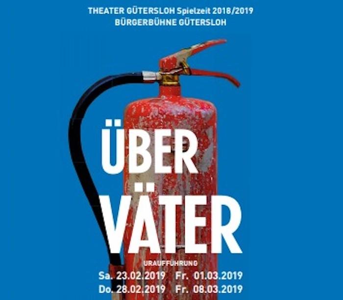 Im Theater Gütersloh Bürgerbühne Über Väter