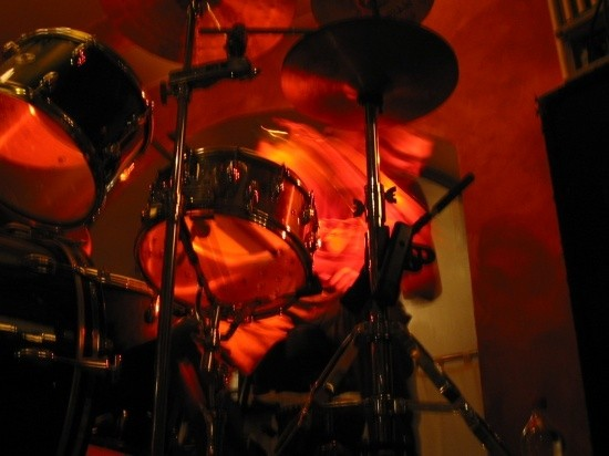 Drum Set Packie