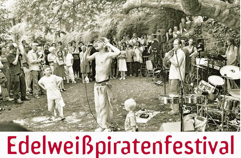 Edelweißpiratenfestival 2017 »Wir lachen, wenn man uns hetzt«