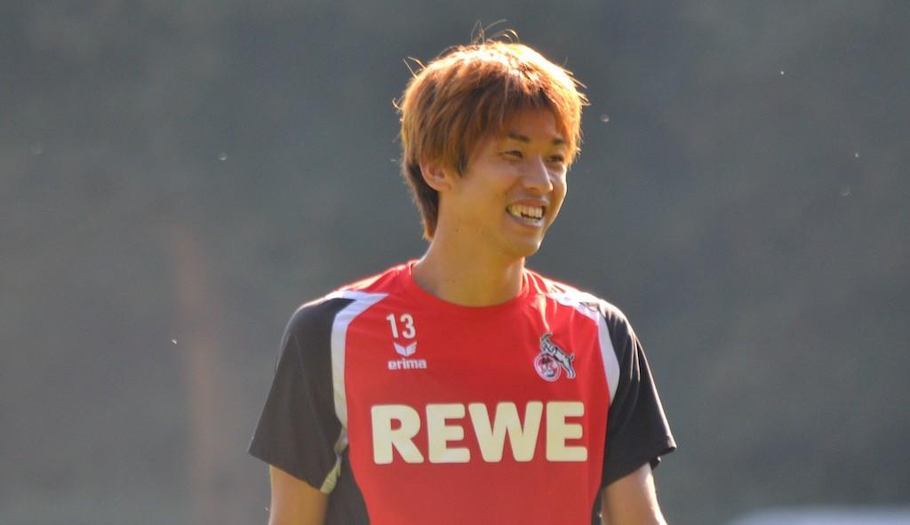 1.FC Köln Yuya Osako