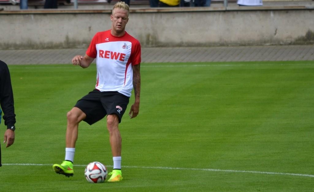 FC-Profi Kevin Vogt