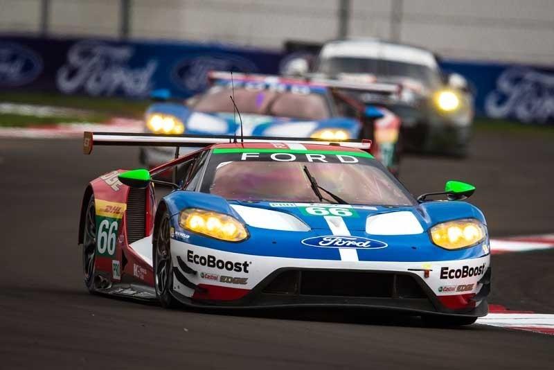 Langstrecken-WM (WEC) in Mexiko: Ford GT verpassen beim Sechsstundenrennen erhofftes Top-Ergebnis Foto: