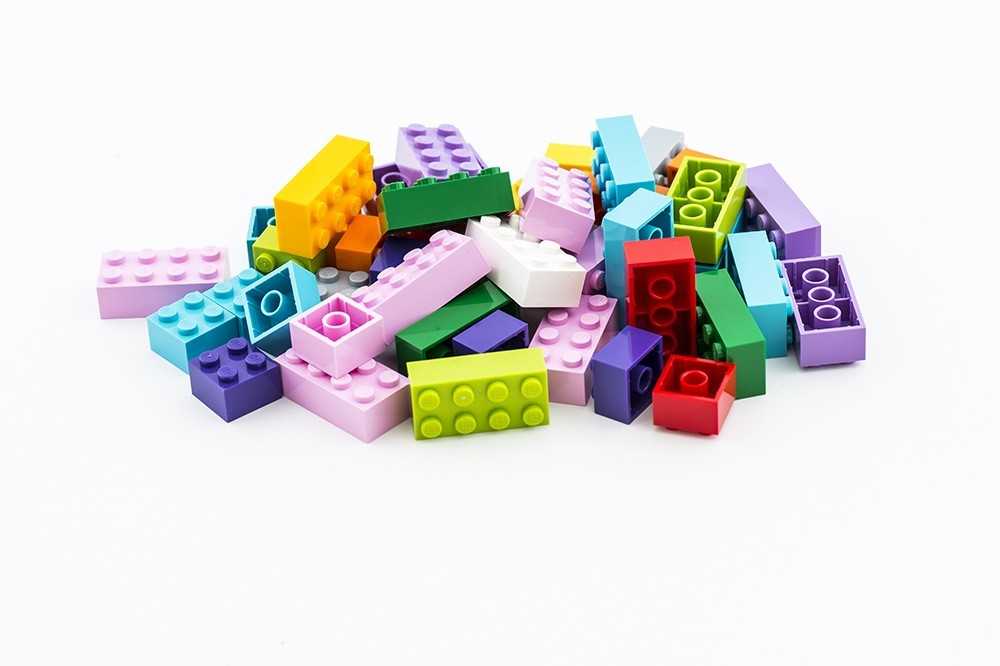 LEGO Suche nach nachhaltigen Materialien. ©2015 LEGO Group / Palle Peter Skov.