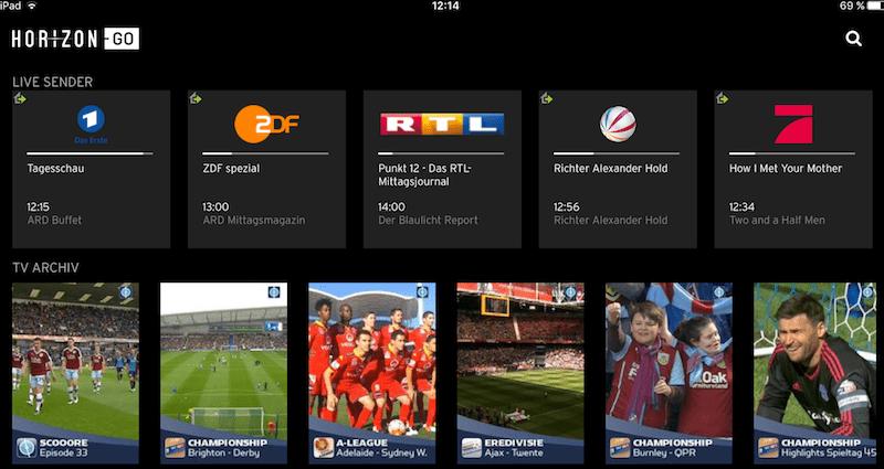 Köln News Horizon App