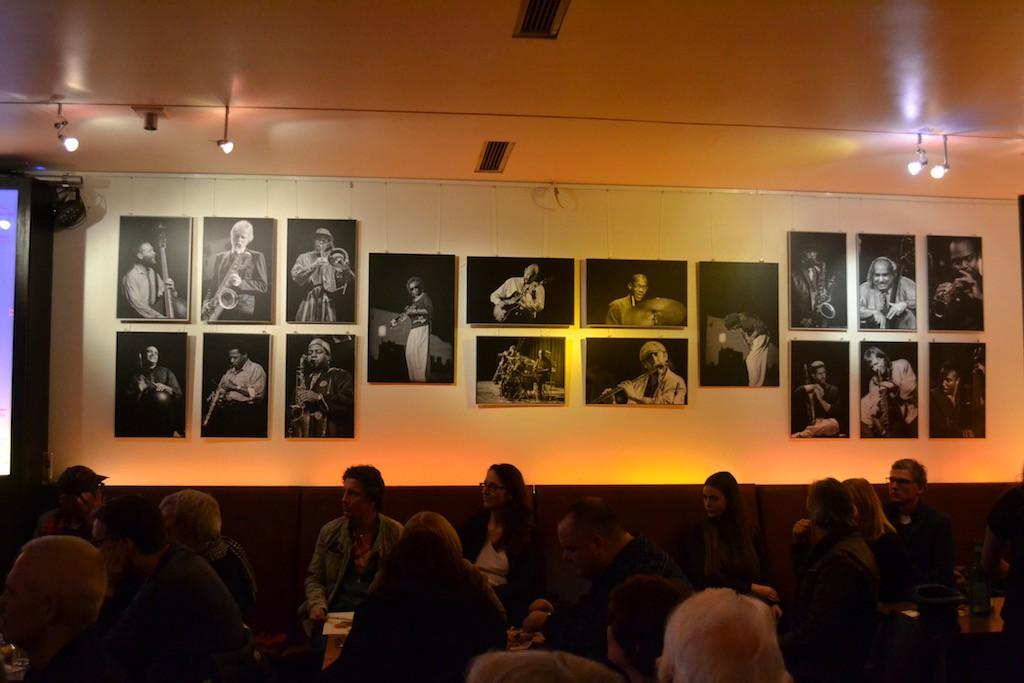 Miles Davis und Freunde Fotoausstellung Lajos Jardai