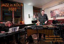 Köln Jazz Kalender 2020 - Gerhard Richter und Peter Tümmers