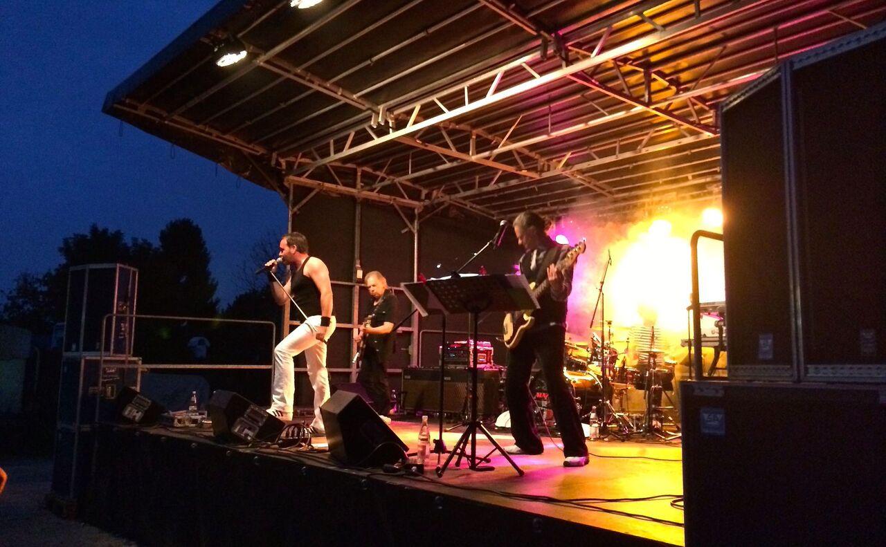 Hammer Bühne- Hammer Bands Kultur in der Sackgasse