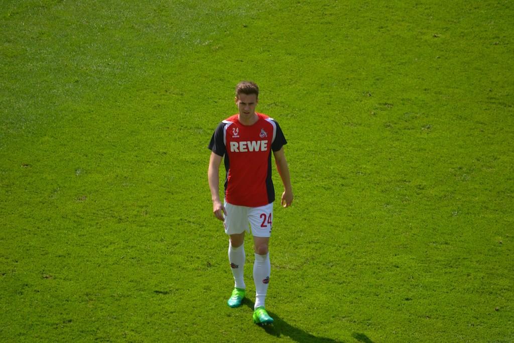 """Lukas Klünter 1.FC Köln mein """"man of the match"""" gegen den SV Werder Bremen"""