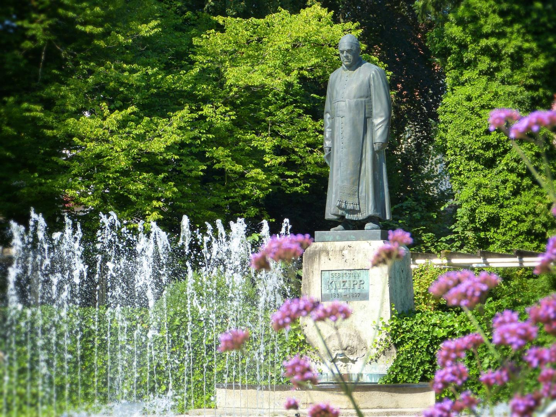 In ganz Deutschland gibt es heute zahlreiche Kneipp-Kurorte Foto pixabay.com © silviarita (CCO Creative Commons)