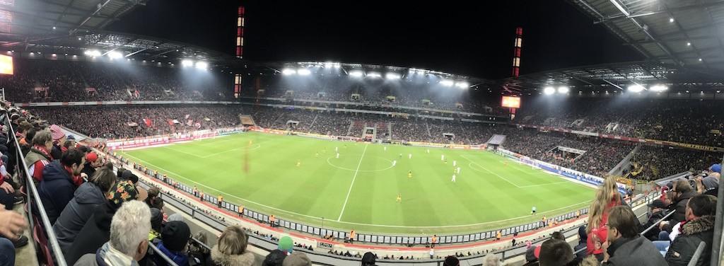 1.FC Köln gegen BVB Shot by @2smart4U