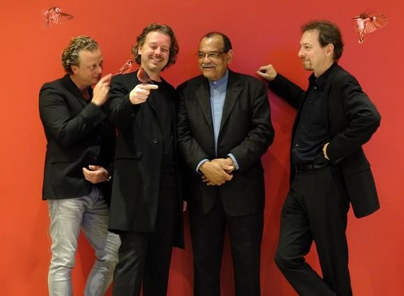 Marcus Schinkel Trio & Ernie Watts Foto (c) Altes Pfandhaus