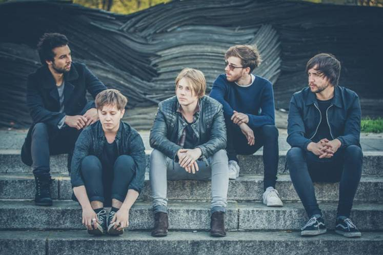 "Nothing But Thieves: Neues Live-Video ""Itch"""