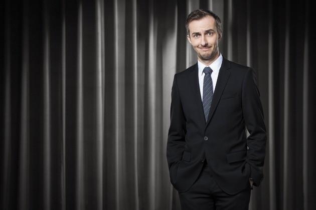 """Jan Böhmermann Foto : """"obs/ZDF/ZDF/Ben Knabe"""""""