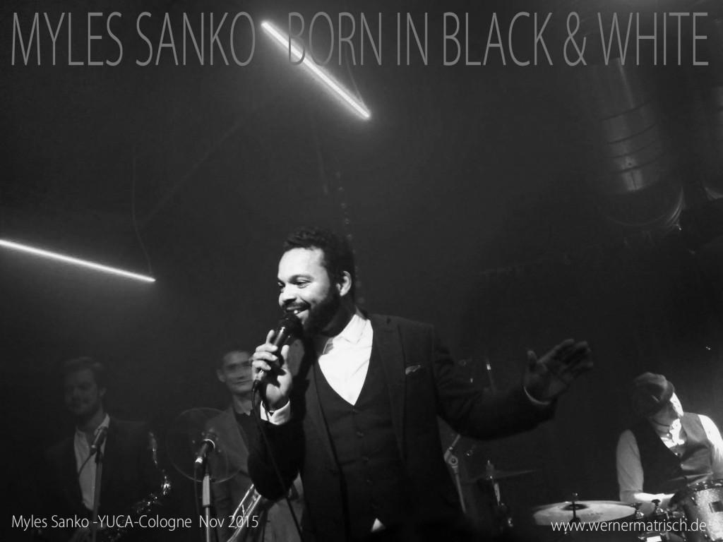 "MYLES SANKO Live im ""YUCA"""