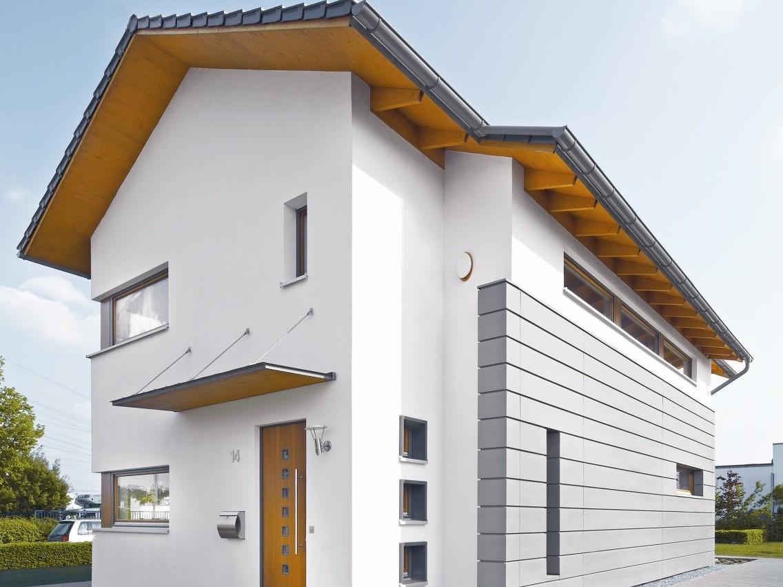 Smart Home intelligente Haustechnik im Holzhaus von Petershaus