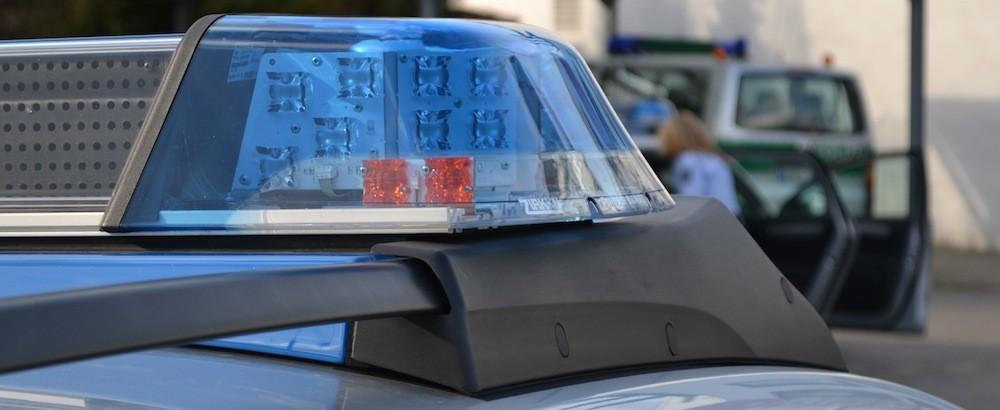 Polizei in Köln Nippes