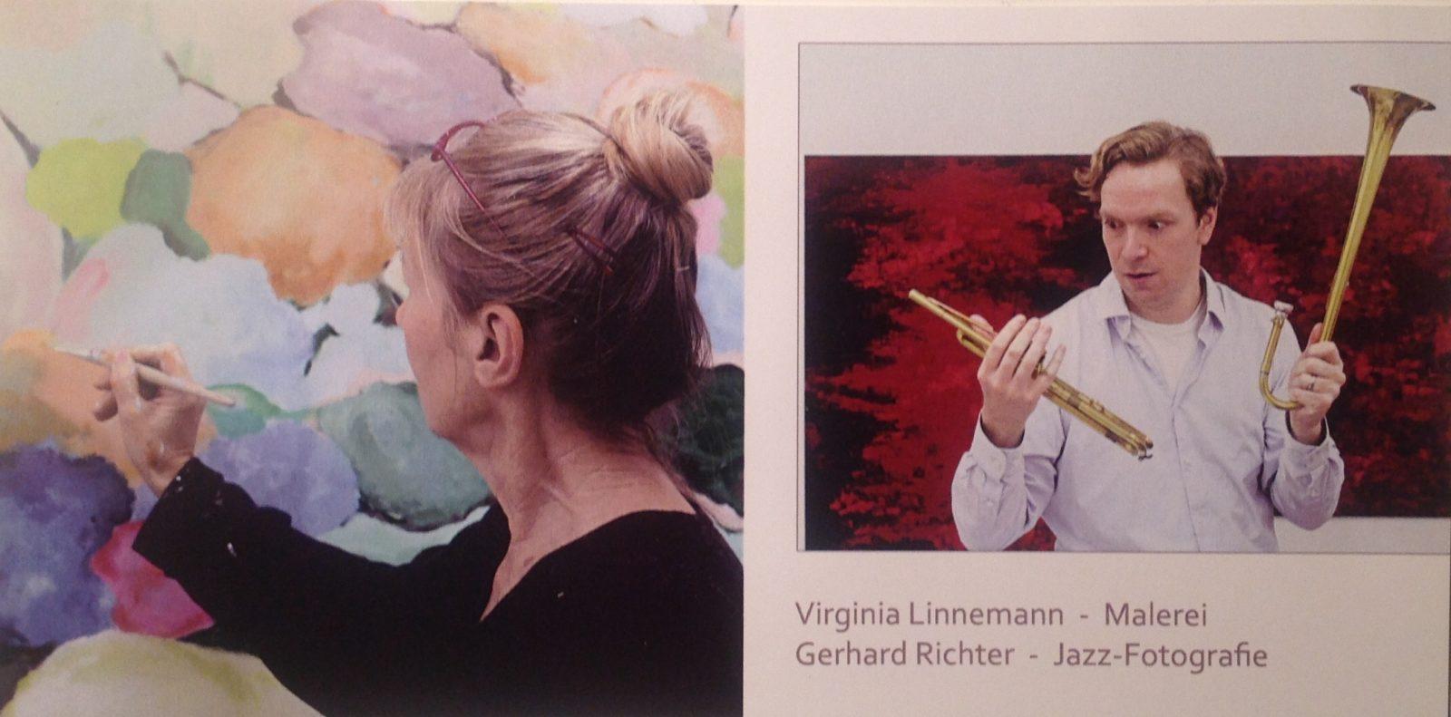 Jazz Fotografie und Malerei im Forum für aktuelle Kunst Köln