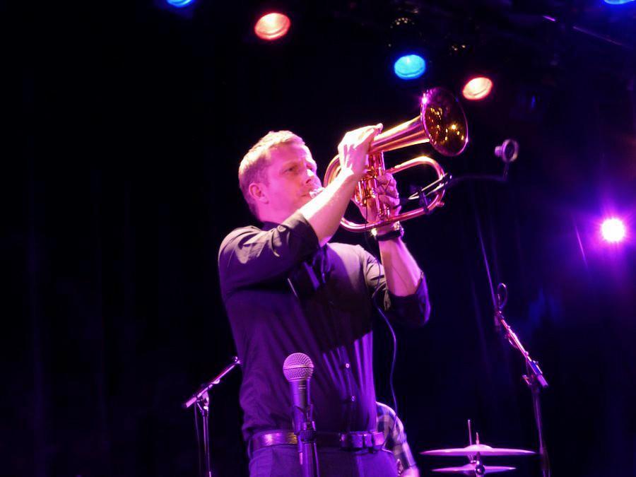 Nils Wülker Trompete